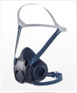 SHIGEMATSU 05STS015/05STS016 - Silicone Half Mask