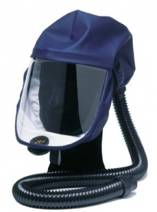 SUNDSTROM SR520 - Supplied-Air Hood with Hose