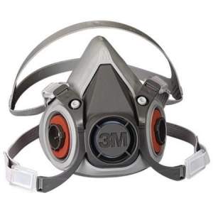 3M 6000 SERIES - Half Facepiece Respirator