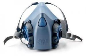 3M 7500 Series - Premium Half Face Respirator