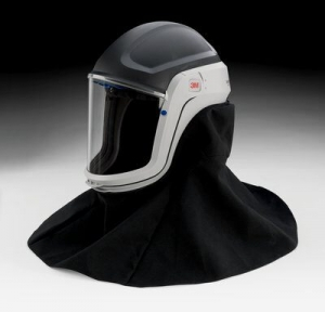3MM-406 - Helmet with Highly Durable Shrouds