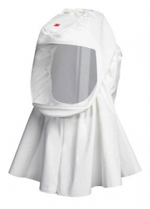 3M S-533 - S-Series High Durability Hood w Integrated Head Syspension