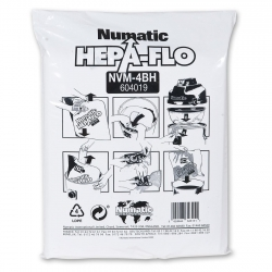 Numatic HZDQ750 Vacuum Bags 10 Pack
