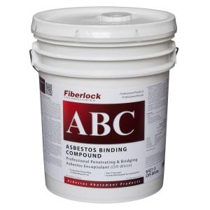 Fibrelock ABC White 19LTR