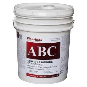 Fibrelock ABC Clear 19LTR