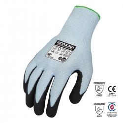 Force360 Worx Cut Resistant Sand Nitrile Glove
