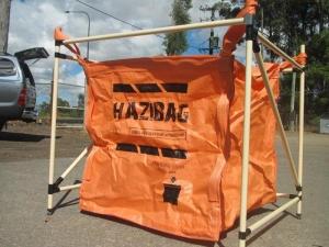 1 Cube Hazibag Frame