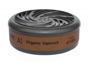 MOLDEX 7100A - Organic vapour Cartridge (Pair)