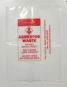 Flat Pack Asbestos Bags Medium 50pk