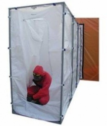 Disposable Speed Tent - 3 Stage