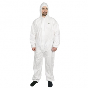Microporous Anti-Static Disposable Coveralls