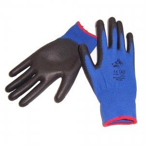 STEEL DRILL 481101 - Glove Blue Heeler PU Palm