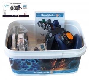 SUNDSTROM SR100 - Silica Dust Respirator Kit