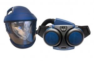 SUNDSTROM SR500 Fan unit with standard battery & SR570 Face Shield