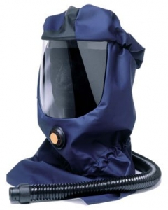 SUNDSTROM SR530 - Supplied-Air Hood with Hose